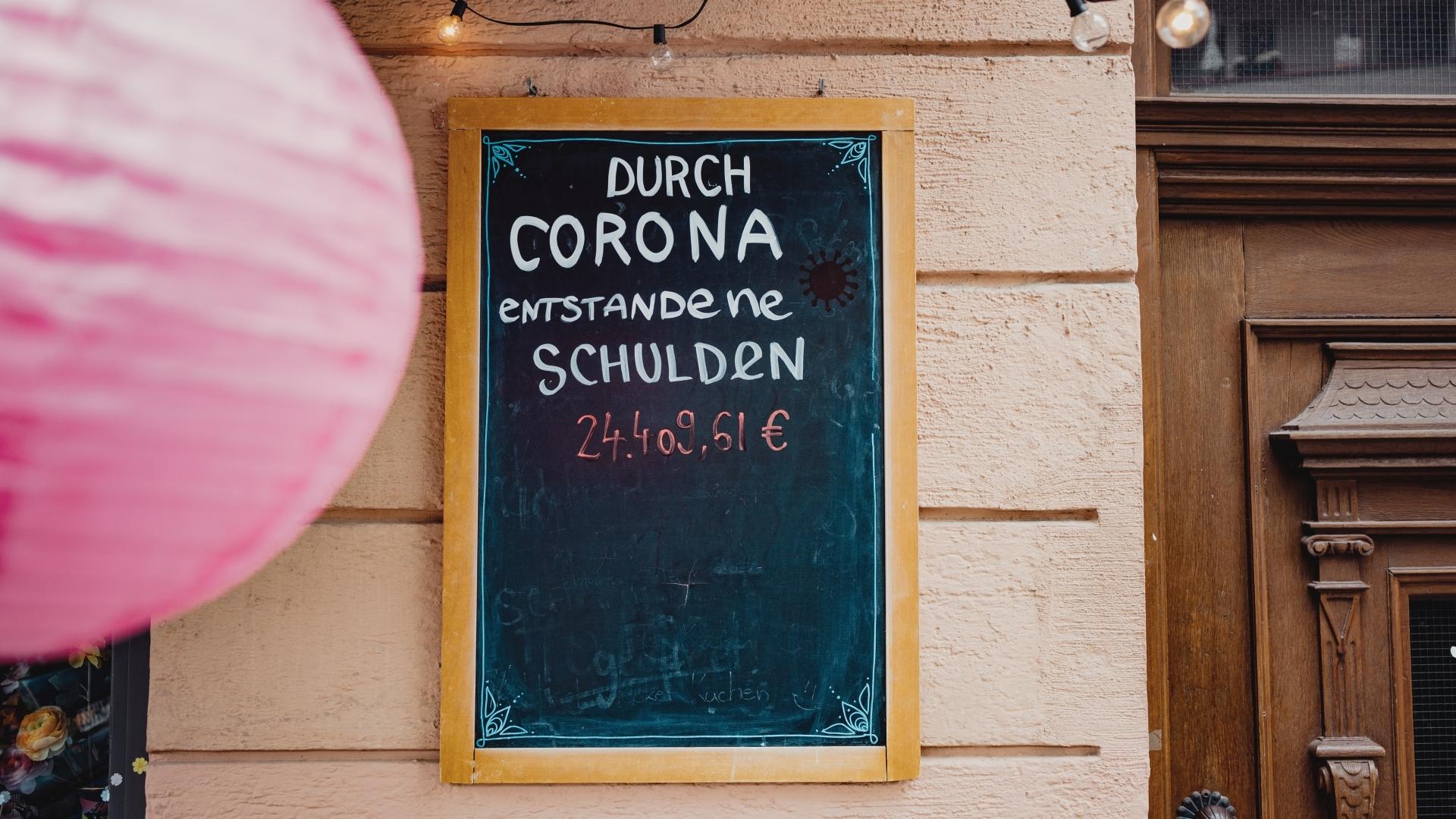Aufnahmen von Gastronomiebetreibern während der Corona-Krise im Sommer 2020 in München für eine Blogeintrag des Münchner Fotografen Steins Pictures über die prekäre Lage der Müncher Gastronomiebetriebe.